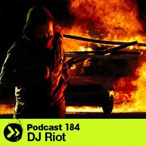 DTPodcast184: DJ Riot