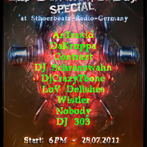 Contrazt @ Luv Delishes B-Day SPECIAL Sthoerbeatz Radio 2011