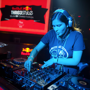 DJ Mila -Peru - Lima - National Final