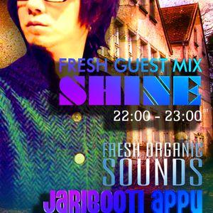 Fresh Organic Sounds ep 3 at Tenzi.fm hosted by Jaribooti Appu
