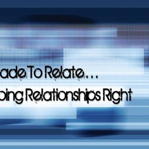 Made to Relate- Marriage