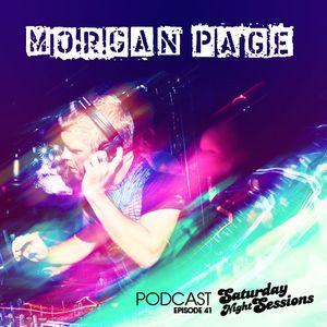 Morgan Page Spring 2011 Mix