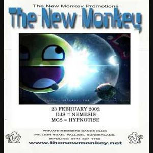 the new monkey 23/2/2002