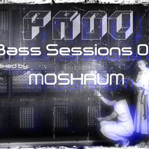 Bass Sessions 08 - Mixed By Moshrum