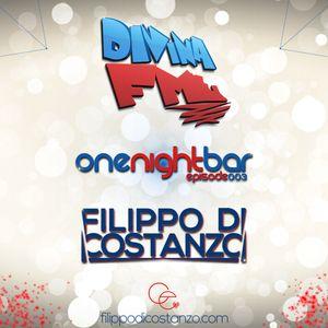 One Night Bar • Divina Fm • Episode 003