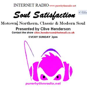 SOUL SATISFACTION APRIL 9