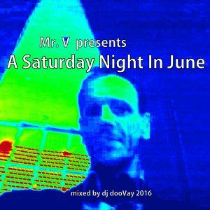 A Saturday Night In June