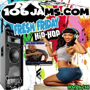 Dj Big Stew - Hip Hop Mix 102618