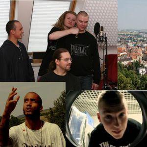 Question Radio Show - Dj Mehdi & Don H. + Pluto, Realita Doby+MC Maniak 9.8.2012