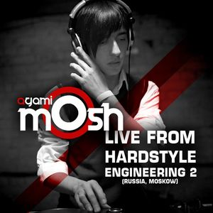 Agami Mosh LIVE @ Hardstyle Engineering 2 (LazyMan club, Russia, Moscow)