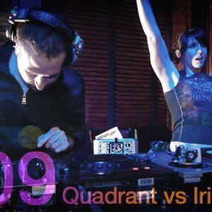 Plasmodium Podcast 109-Quadrant & Iris