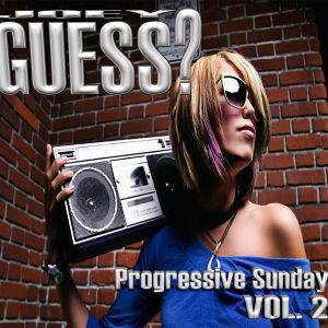 Joey Guess - Progessive Sunday Vol.2
