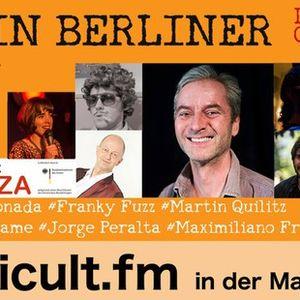 7.7.2017 multicult.fm ICH BIN EIN BERLINER  - radioshow
