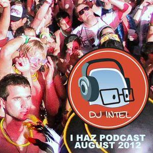 I Haz Podcast August 2012