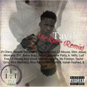Tay-K ft Various Artists-The Race (DJ Turn Up Remix) by DJ Turn Up