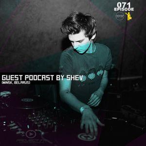 DA Promo podcast - 71:Shev