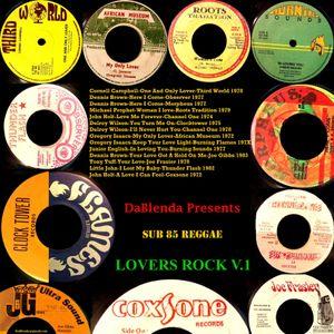 DaBlenda Presents SUB 85 REGGAE Lovers Rock