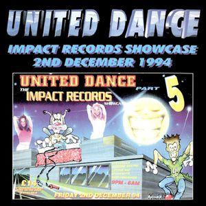 DJ Hype w/ MC MC - United Dance Impact Records Showcase - Stevenage Arts & Leisure Centre - 02.12.94