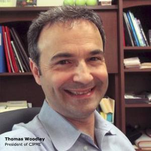 UOT interviews Thomas Woodley (October 12, 2015) - Canadian Politics & BDS