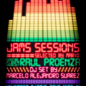 DISCORAMA # 51 presents Jams Sessions