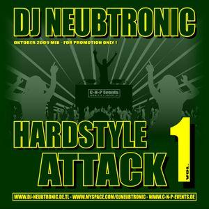 DJ Neubtronic - Hardstyle Attack Vol. 1  (10.2009)