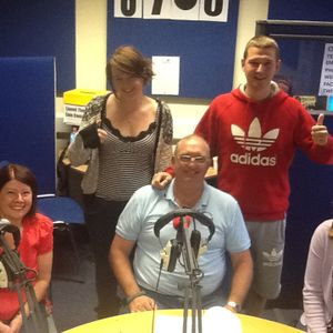 Monday 16th July - The Wake Up Show on 87.6 Lache FM