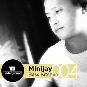 Minijay @ 18 Underground vol.1 - ROOM18 ( Taipei, TW ) 2013 August 30