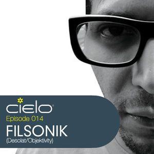 Episode 014 - Filsonik (Desolat/Objektivity)