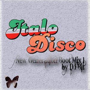 New Generation Italo Boot Mix 1 (2016)