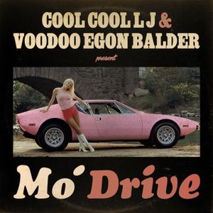 Cool Cool LJ & Voodoo Egon Balder - Mo' Drive