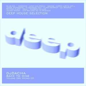 DJ Dacha - Back To Mine Vol.01 - DL015