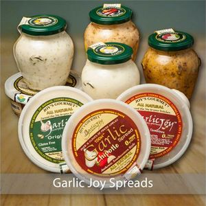 Small Business Spotlight: JOY's International Foods