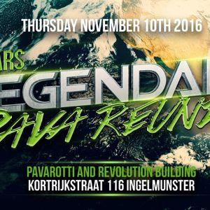 The Launch #4  The Official Pava Reunion Preparty w/ John B, DJ Joeri & The Launch!