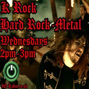 K-Rock with Kurtis Lacey on IO Radio 01/04/15