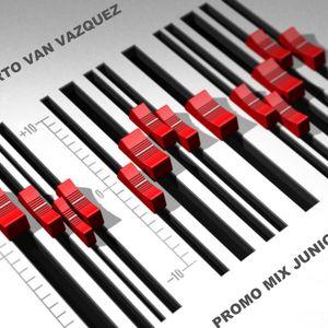 Alberto Van Vazquez - Promo.Mix Junio 2010