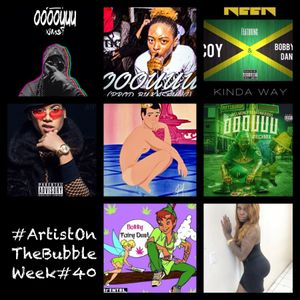 Artist On The Bubble Live Week #40