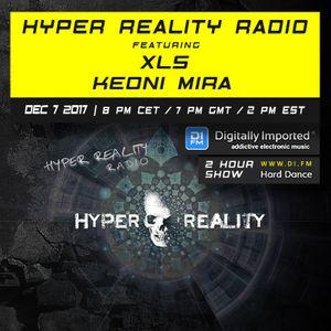 Hyper Reality Radio 072 – XLS & Keoni Mira