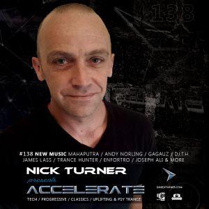 Nick Turner - ACCELERATE #138