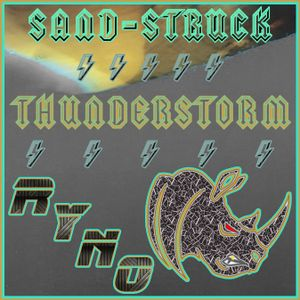 Sand-Struck Thunderstorm