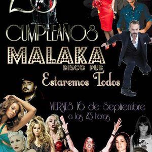Maryone Fly - 28 Aniversario Malaka (La Almunia 16-9-2011)