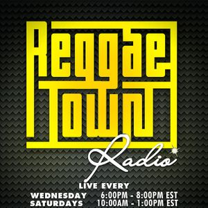 REGGAETOWN - JULY 16, 2014
