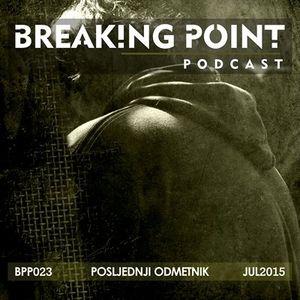 BPP23   Posljednji Odmetnik   Jul2015