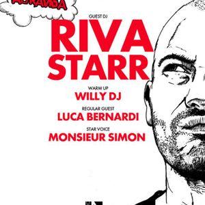 HouseMusicPlay.com 14.01.2012 RIVA STARR @Spazio900