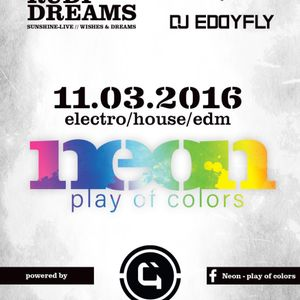 NEON Play of Colors Mix by Rudi Dreams
