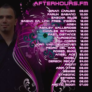 Sascha Milde in the Mix @ Shah-Music Day on afterhours.fm // June 2009