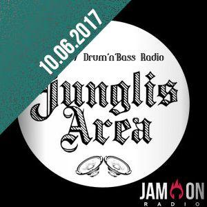 Junglis'Area Show 056 - 20170610 - JungleRaiders Session - Jam On Radio