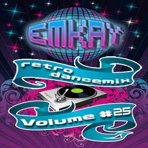 Retro Dance mix Volume #25