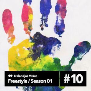 Freestyle_10 Music Juice 3_Paranoise Radio_4Dec13