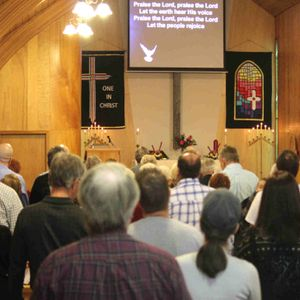 Worship Service May 28, 2017 Seventh Sunday of Easter/Ascension Sunday