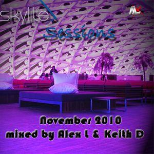 Skylite Sessions November 2010 - Alex L & Keith D